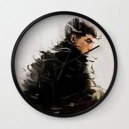 Credence Barebone Wall Clock