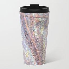 Strangler Fig Abstract Travel Mug