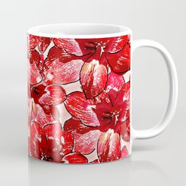 Amaryllis Red 2 Coffee Mug