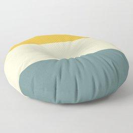 Sunshower Floor Pillow