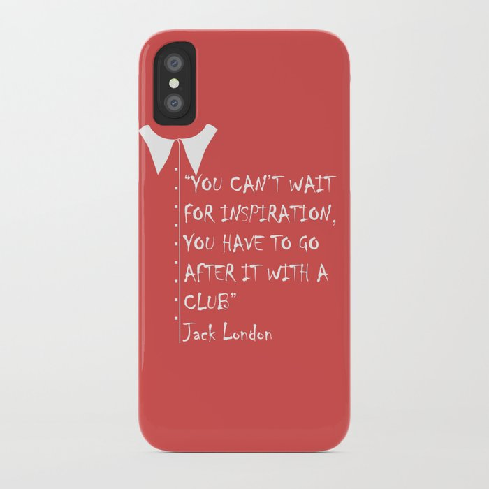 QUOTE-2 iPhone Case