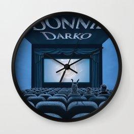 Donnie Darko - Poster Wall Clock