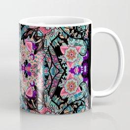 Mandala Colorful Boho Coffee Mug