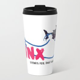 Jinx? Stands for Jinx! Durr Travel Mug