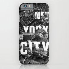 New York City streets iPhone 6s Slim Case