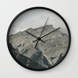 Downtown Banff Wall Clock