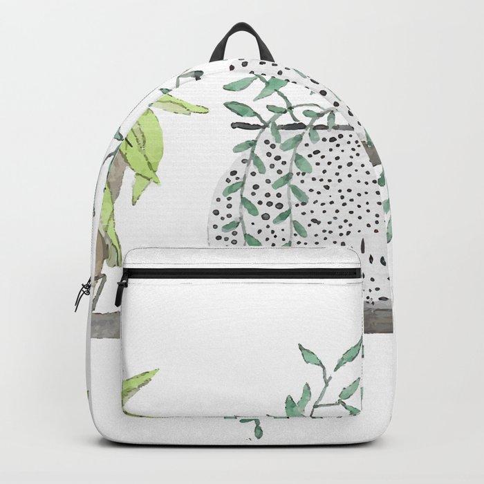 Plants 2 Backpack