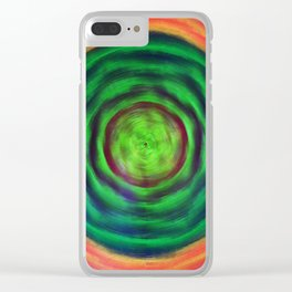 Ablyss Clear iPhone Case