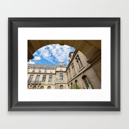 Paris Arch Framed Art Print