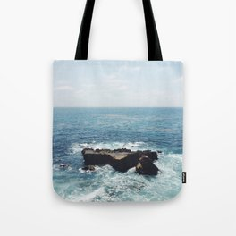 Ocean Rock Tote Bag