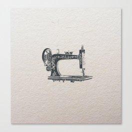 Sewing machine 2 Canvas Print