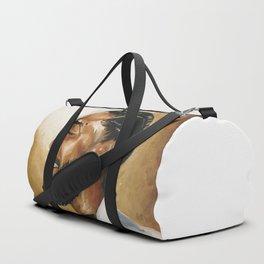 Gold Soul Nipsey Hussle Duffle Bag