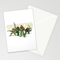 Philippine Revolutionary Ninja Turtles Stationery Cards