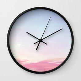 Chroma Sky Wall Clock