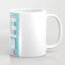 Miami Landmarks - Hotel Webster Coffee Mug