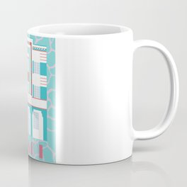Miami Landmarks - Hotel Webster Coffee Mug