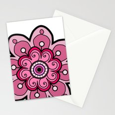 Flower 06 Stationery Cards