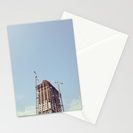 #322 A time to tear down and a time to build up Stationery Cards