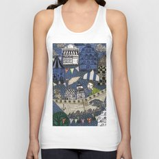 September Day Unisex Tank Top