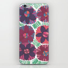 Tropical Blossoms iPhone Skin