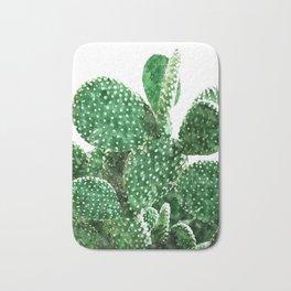Velvet Cactus Bath Mat