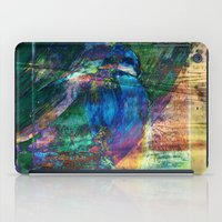 gem iPad Cases featuring River Gem by Dominique Gwerder