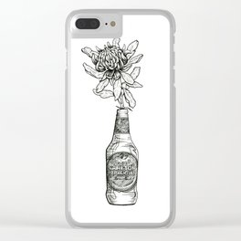 Carlton Draught Clear iPhone Case