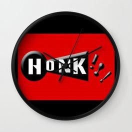 Honk!!! Wall Clock