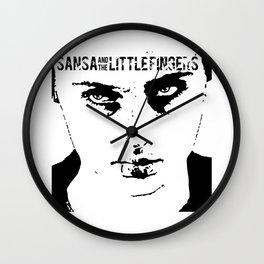 Sansa and the Littlefingers Wall Clock