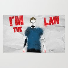 I'm the Law Rug