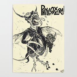 PHYLLOXERA Poster