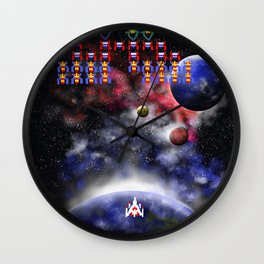 GalaXa Wall Clock