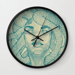 Stone Tears Wall Clock