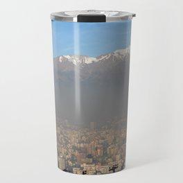 Cerro San Critóbal Travel Mug