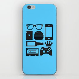 The Modern Geek iPhone Skin