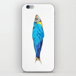 Sardi-Parrot iPhone Skin