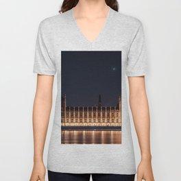 London, England 41 Unisex V-Neck