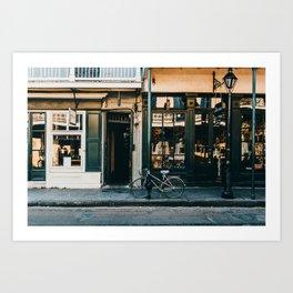The French Quarter Art Print