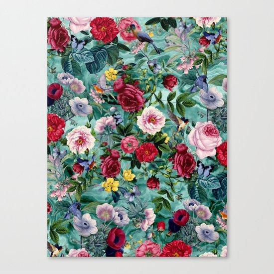 Surreal Garden Canvas Print