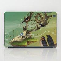 dreamcatcher iPad Cases featuring DREAMCATCHER by ANVIK