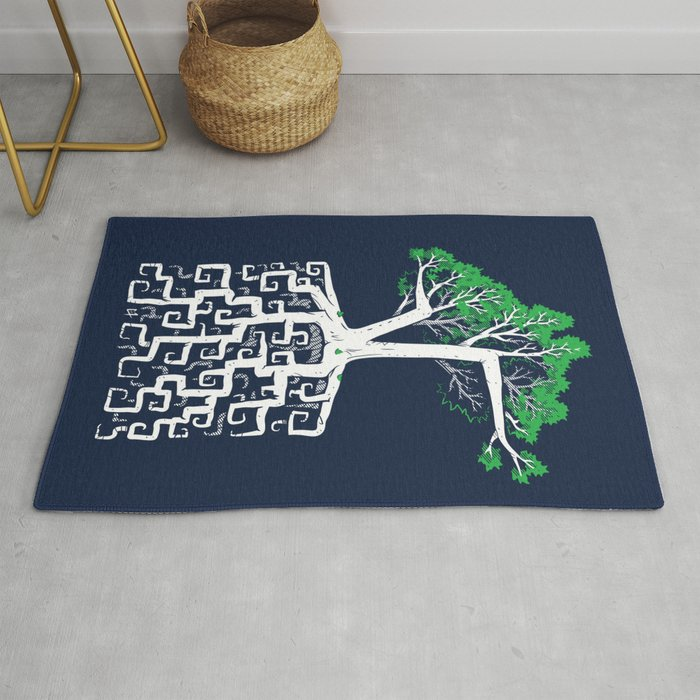Square Root Rug