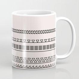 Tribal Pattern of Baloundou Coffee Mug