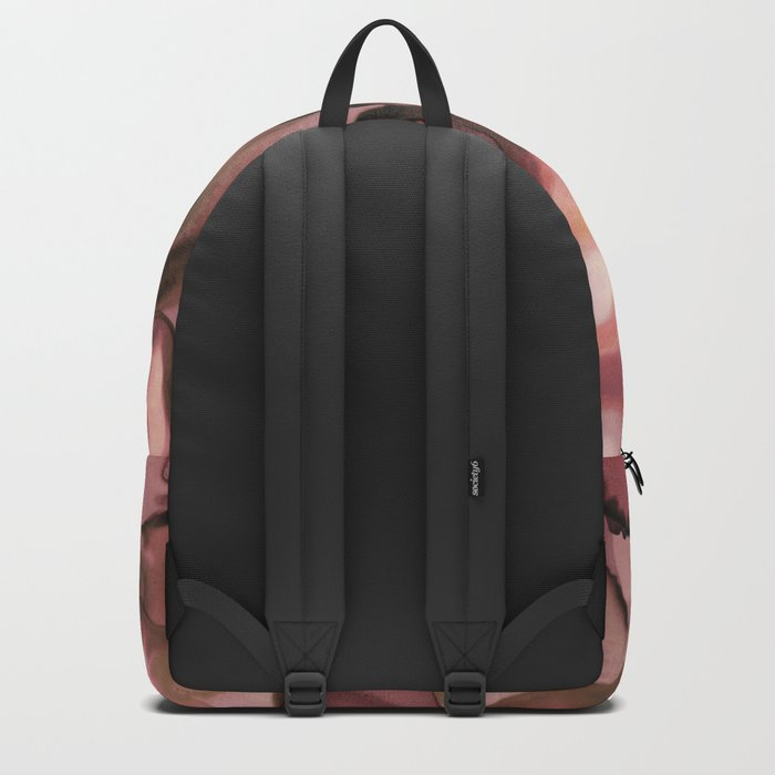 Ebb and Flow – Coral Backpack