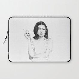 Joan Didion Laptop Sleeve