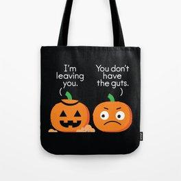 Gourd Riddance Tote Bag