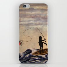 e x v o t o #1 iPhone & iPod Skin