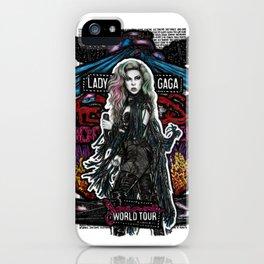 Joanne World Tour iPhone Case