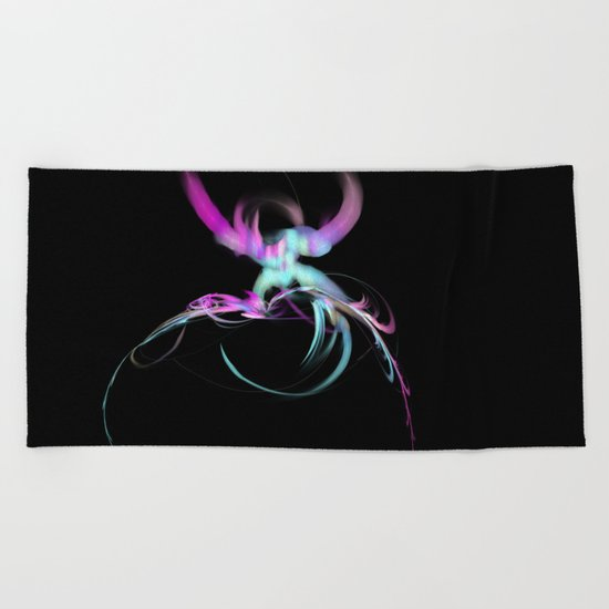 Explored  (A7 B0187) Beach Towel