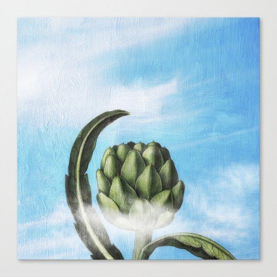 Artichoke Heaven Canvas Print