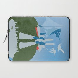 Protoculture Skies Laptop Sleeve